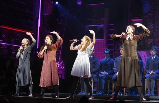 Photo Flash: SPRING AWAKENING Hits The San Jose Stage