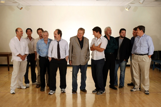 Jordan Lage, Jonathan Rossetti, Todd Weeks, Jack Wallace, John Pankow, Brian Murray, Michael Cassidy, J.J. Johnston, Jeffrey Addiss, Steven Hawley and Rod McLachlan