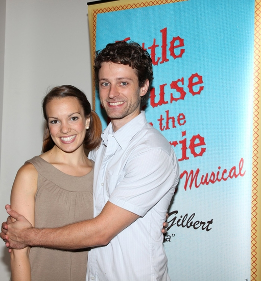Photo Coverage: The Cast Of LITTLE HOUSE ON THE PRAIRIE, THE MUSICAL Meets The Press!
