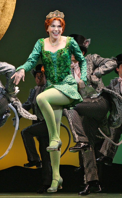 bww exclusive finalists announced for shrek the musical s not your