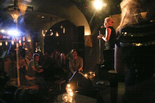 Photos: LEGALLY BLONDE's Natalie Joy Johnson Makes West Coast Solo Debut at Upright Cabaret
