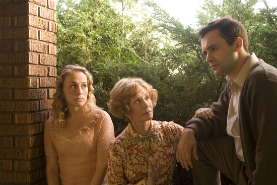 Jennifer Blood, Sandy Duncan and Jeffrey Correia at THE GLASS MENAGERIE At Mountain Playhouse 9/15-9/27