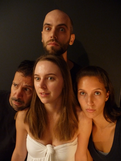 Photo Flash: Single Carrot Theatre Set To Open Its 2009/10 Season With EURYDICE