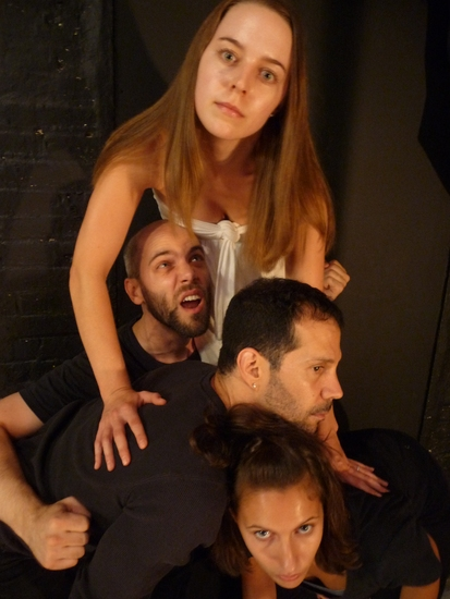 Giti Jabaily, Chris Ashworth, Richard Goldberg, Natalie Ware at Single Carrot Theatre Set To Open Its 2009/10 Season With EURYDICE