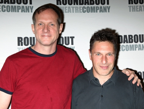 Mark Brokaw and Patrick Marber