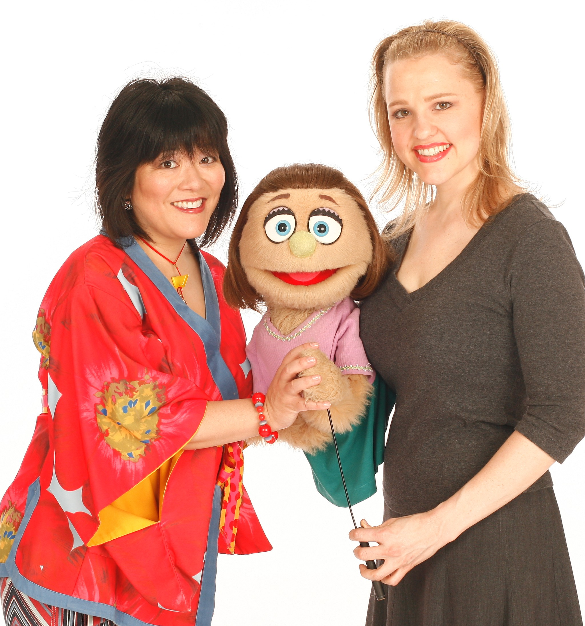 AVENUE Q 'Exit Interview' with Ann Harada: We Ruv You, Christmas Eve!