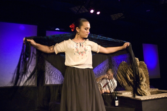 Photo Flash: SUMMER AND SMOKE Ends Its Run At The Deep Dish Theater On 9/19