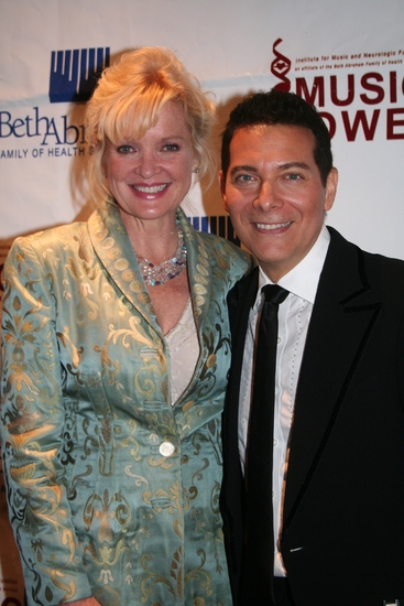 Photo Coverage: Music Has Power Benefit Featuring Feinstein & Ebersole