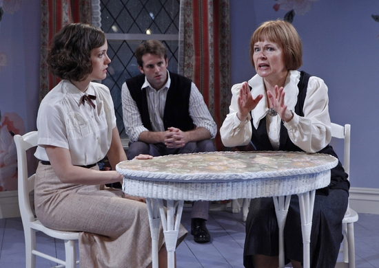 Photo Flash: IS LIFE WORTH LIVING? At the Mint Theater Company, Opening 9/14