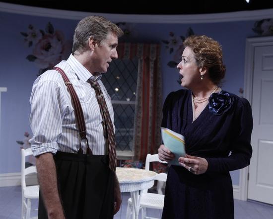 Paul O'Brien and Bairbre Dowling