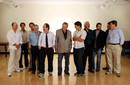 Jeffrey Addiss, Michael Cassidy, Steven Hawley, J.J. Johnston, Jordan Lage, Brian Mur Photo