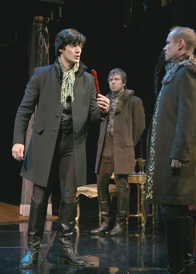 Gareth Saxe, Greg Jackson, and Michael Stewart Allen Photo