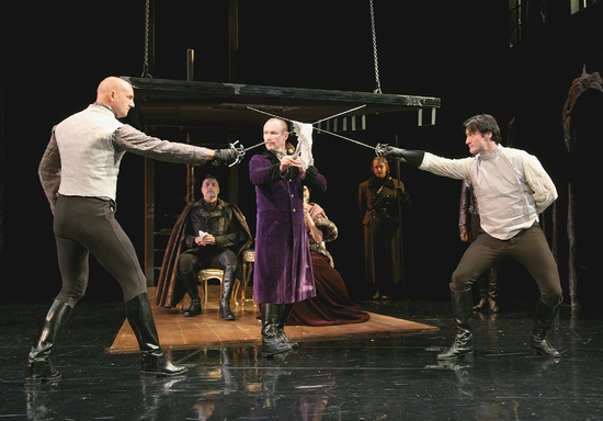 Photo Flash: HAMLET at The Shakespeare Theatre of New Jersey