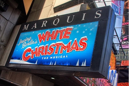 Tickets For IRVING BERLIN'S WHITE CHRISTMAS Go On Sale Via Phone And Web 9/12