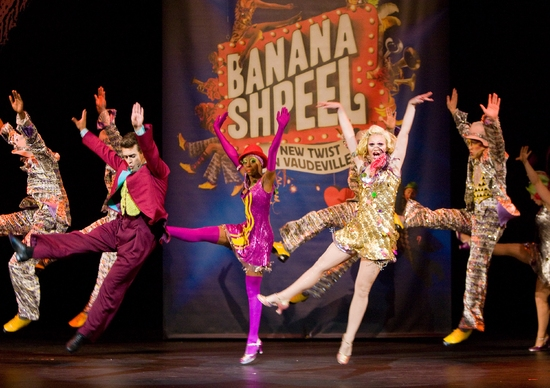 Photo Coverage: BANANA SHPEEL Sneak Peek!