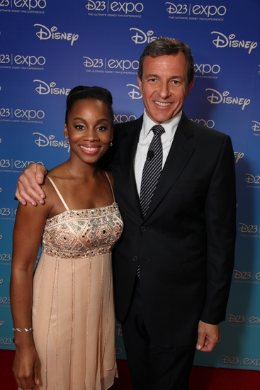 Photo Flash: Disney's Inaugural D23 Convention