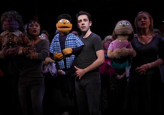 Photo Sneak Peek: AVENUE Q's Final Curtain Call On Broadway