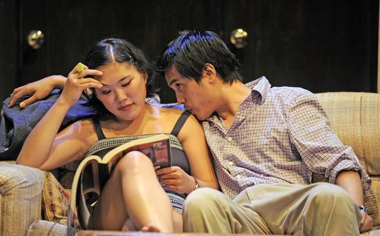 Jennifer Shin and Allan Aquino