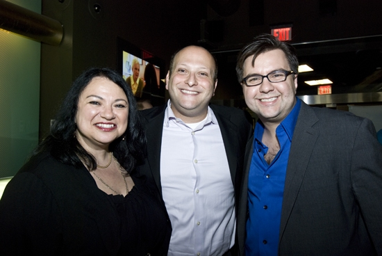 Photo Coverage: The NYMF Presented CLEAR BLUE TUESDAY Film Premiere