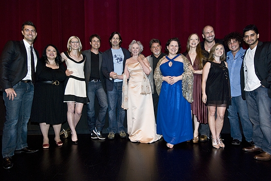 Alexander Hammer, Julie Miller, Becca Ayers, Asa Somers, Greg Naughton, Jan O'Dell, Al Parinello, Elizabeth Lucas, Erin Hill, Jeremy Schonfeld, Cassandra Kubinski, Brother Love, and Vedant Gokhale