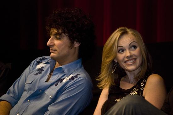 Brother Love and Cassandra Kubinski