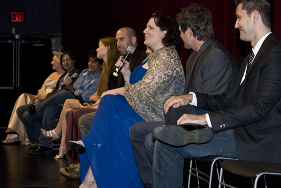 Jan O'Dell, Greg Naughton, Brother Love, Erin Hill, Jeremy Schonfeld, Elizabeth Lucas Photo