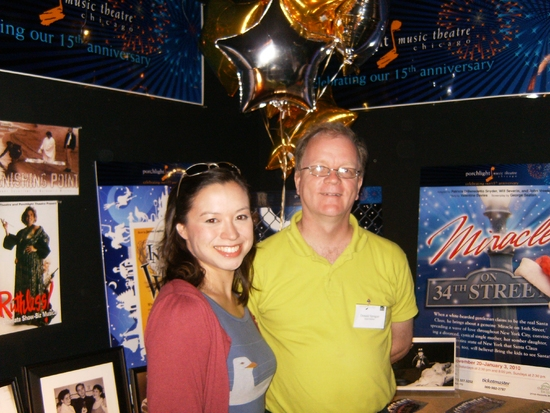 Tanya McBride and Donald Sprague