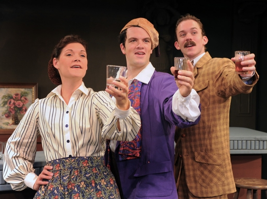 Photo Flash: PICASSO AT THE LAPIN AGILE At Circle Theatre