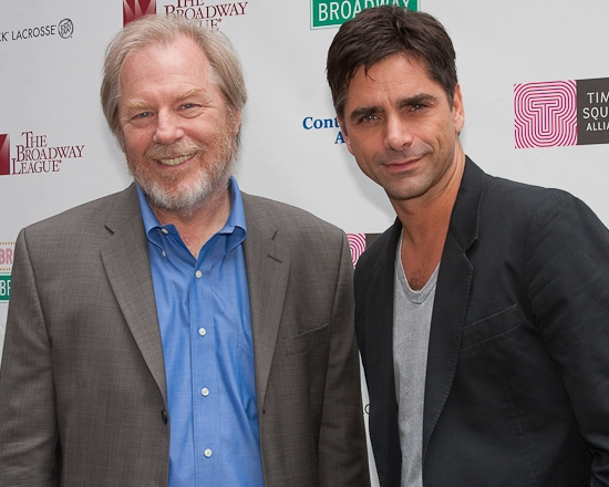 Michael McKean and John Stamos