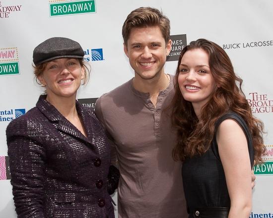 Photo Coverage: New York City Celebrates Broadway on Broadway 2009 - Backstage Arrivals!