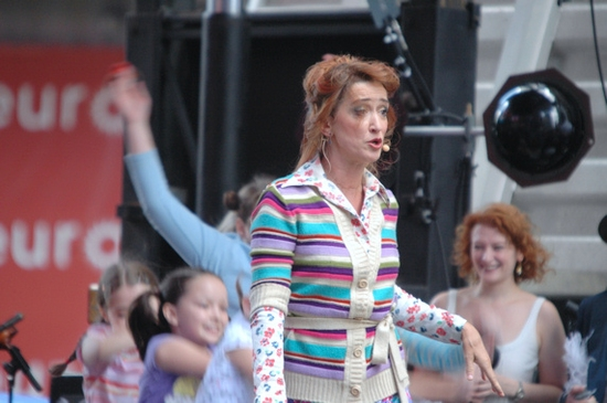 Photo Coverage: Broadway on Broadway 2009 - The Performances Part Two!