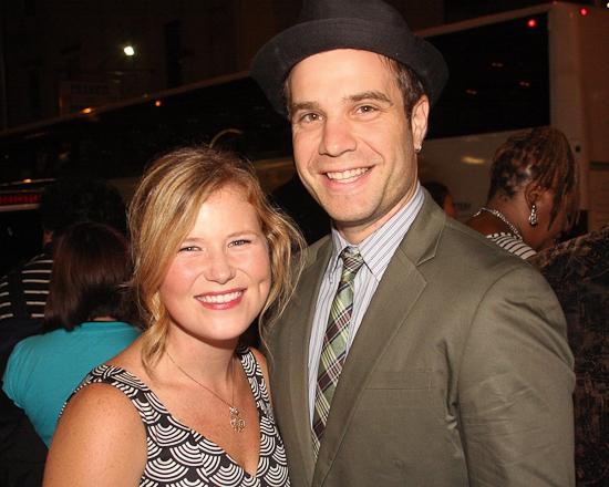 Carey Anderson and Devon Goffman Photo
