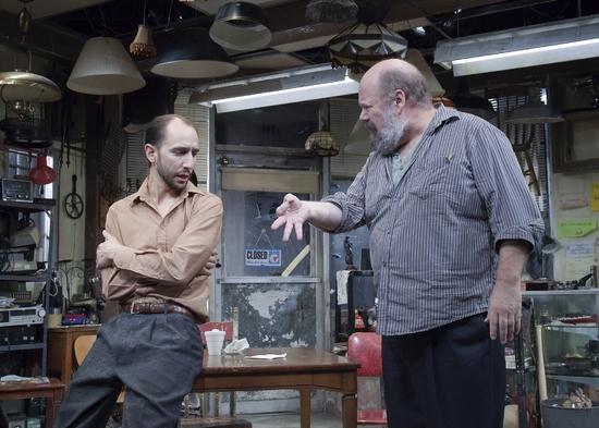 Andrew Benator  and John Ahlin