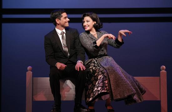 John Stamos and Gina Gershon