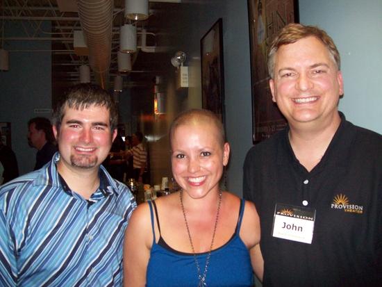 Donald Claxon,Erica Unger, and John Hockberger