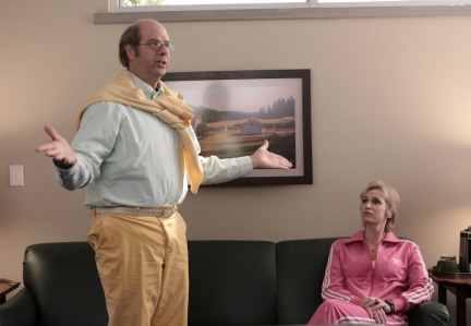 Stephen Tobolowsky and Jane Lynch