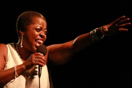Photo Flash: LILLIAS WHITE LIVE! At The Triad