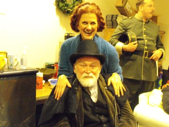 Kip Niven and Tina Stafford