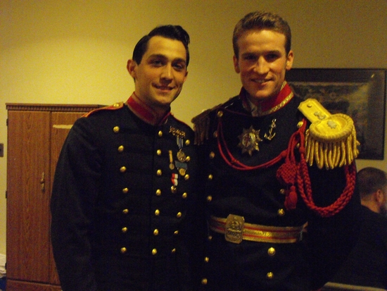 Photo Coverage: Backstage At KC Rep's INTO THE WOODS