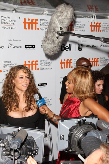 Photo Coverage: 'Precious: Based on the Novel Push by Sapphire' TIFF 2009 Red Carpet Premiere