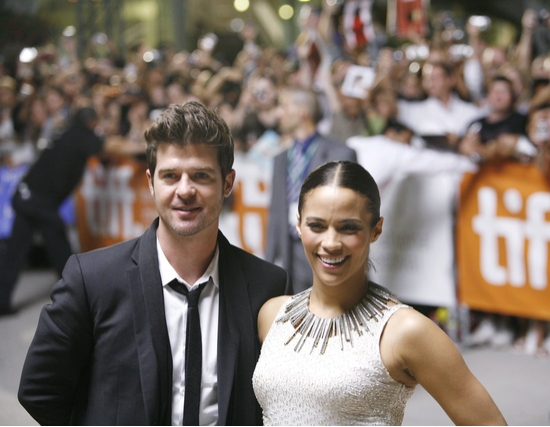 Robin Thicke Photo
