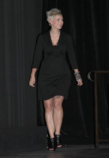 Diablo Cody at 'Jennifer's Body' TIFF 2009 Red Carpet Premiere