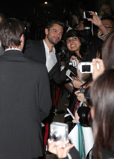 Dominic Cooper at 'Jennifer's Body' TIFF 2009 Red Carpet Premiere