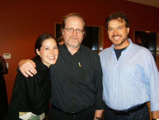 Audrey Billings, Bill Underwood and Larry Adams