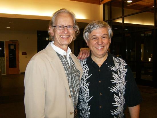 James Harms and David Perkovich