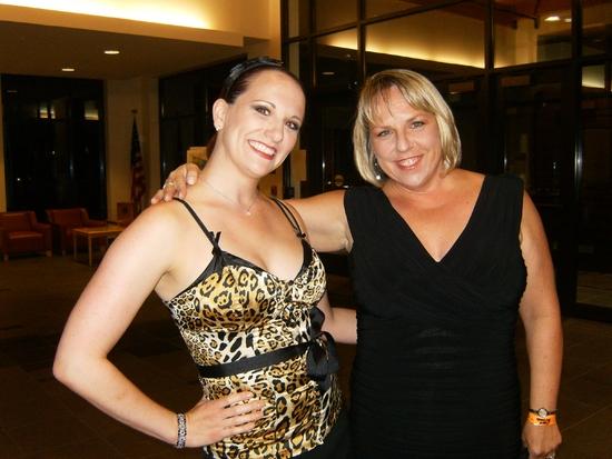 Ericka Mac and Ann McMann Photo