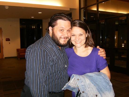 Joe Tokarz and Rita Vreeland Photo