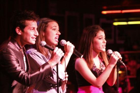 Photo Flash: MIRANDA SINGS at Birdland