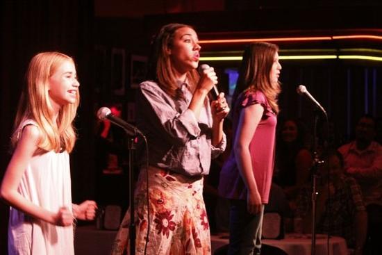 Leah Greenhaus, Miranda Sings, and Marissa O'Donnell