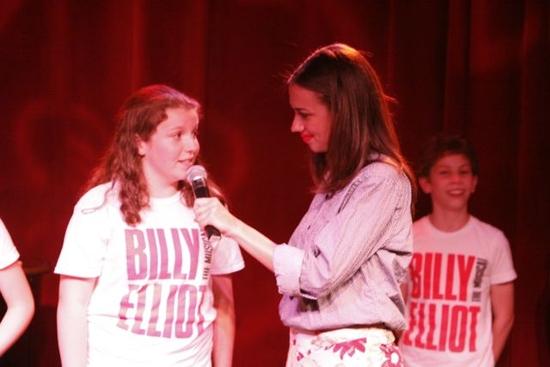 Casey Whyland and Miranda Sings